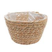 Large Round Grass Basket 23cm