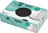 Bolsius Professional Tapered Candle 240/23 - Black - Box of 100