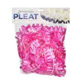 Cerise Pink - 50mm Premium Pleat Ribbon 10m