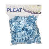 Baby Blue - 50mm Premium Pleat Ribbon 10m
